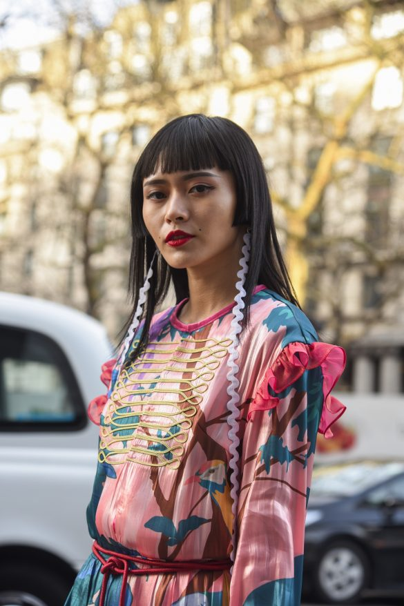 Visioness - The Stylogue - London Street Style Photographer